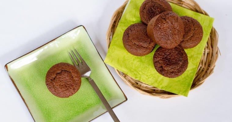 Muffin al cioccolato facili e veloci