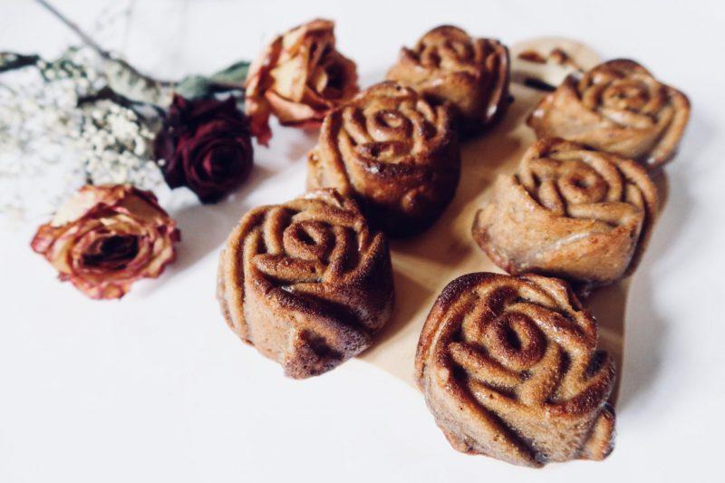 Muffin proteici alla barbabietola