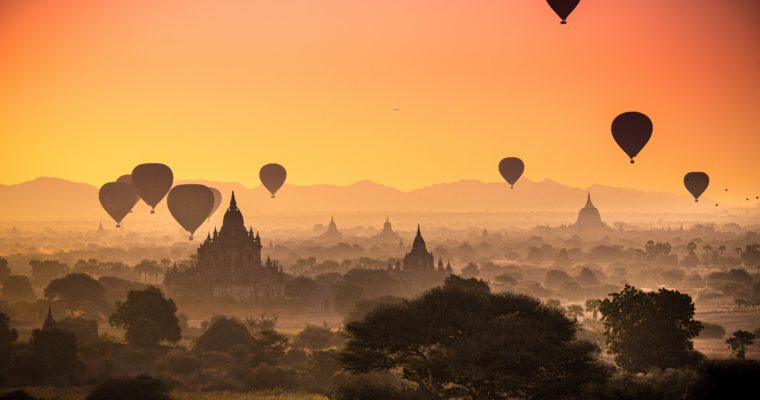 VIAGGIO DI GRUPPO IN MYANMAR – VEGAN